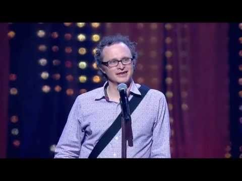 Simon Munnery - Opening Night 2012 #WOWcomedy