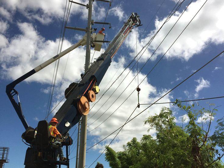 Plans Emerge to Rebuild Puerto Ricos Electric Grid