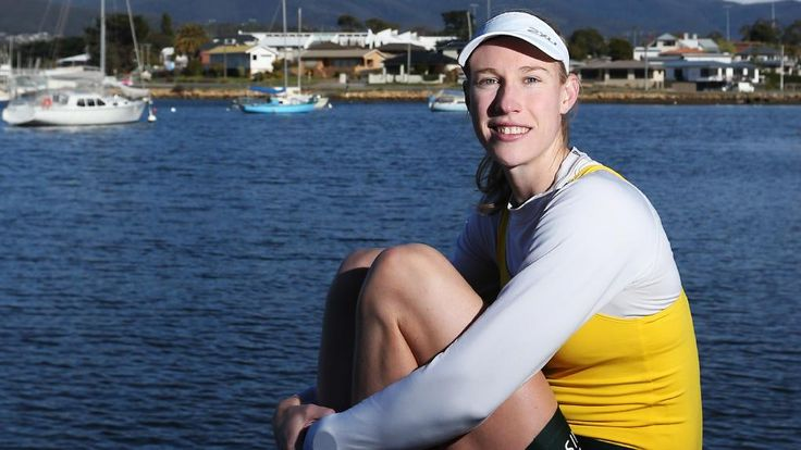 Kim Brennan is a big chance to win gold in Rio. Picture Nikki Davis-Jones