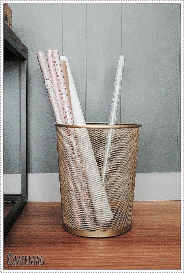 Making a creative basket as a gift!