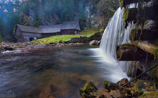 NPR Kvačianska dolina - Mlyny oblazy od Milana Mogory