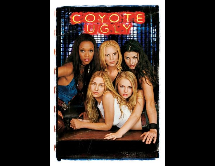 """""""Coyote Ugly"""" Cast -- Then & Now 