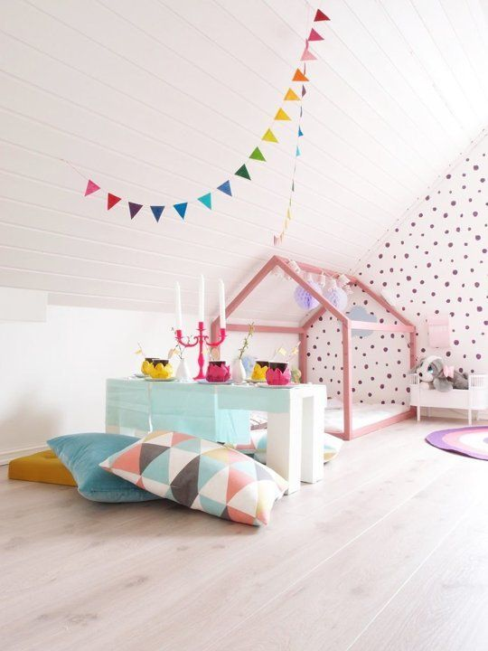 Trend Watch: House Shaped Beds for Kids | Apartment Therapy