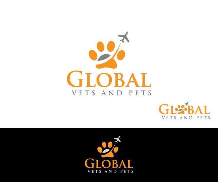 International pet shipping business needs a log... Elegant, Playful Logo Design by srinup9492