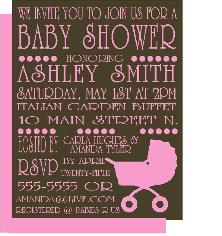 72 best Modern Baby Shower Decor images on Pinterest | Weddings ...