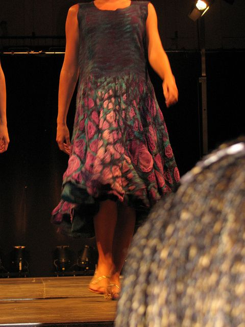 Fashionshow from Felt in Focus 2011 | Flickr - Photo Sharing!