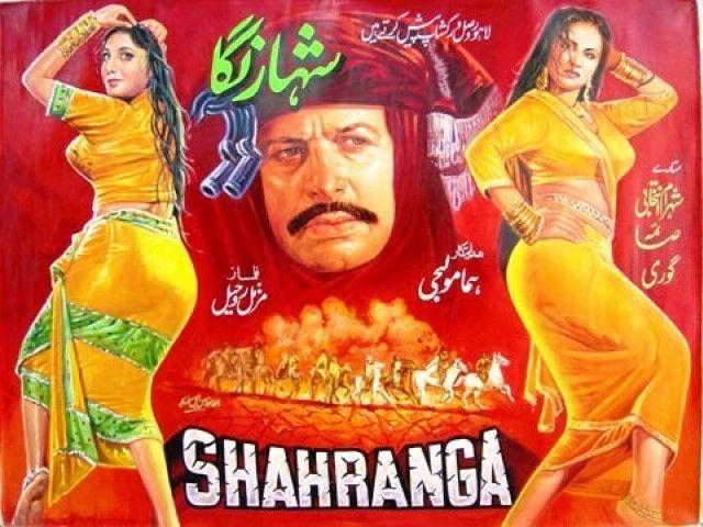 Film Art - Shahranga