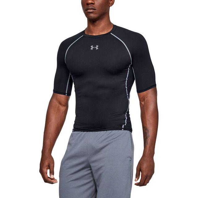 Santuario vapor Derivación  Under Armour - Camiseta de Hombre HeatGear® Under Armour | Camiseta de  hombre, Camisetas, Camisas masculinas