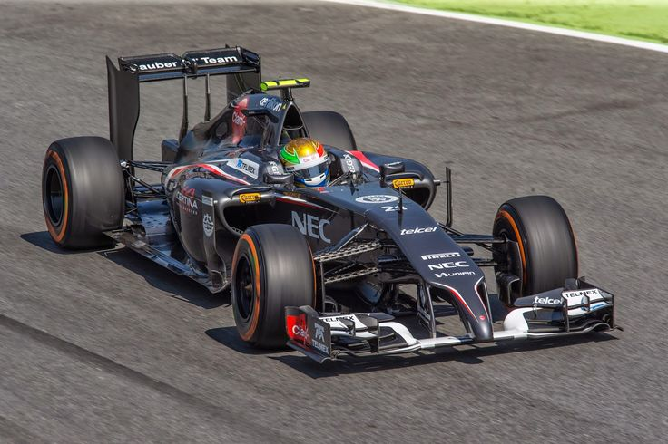 2014 Sauber C33 - Ferrari (Esteban Gutiérrez)