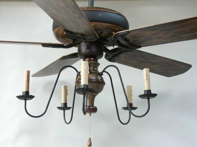 17 best ideas about rustic ceiling fans on pinterest - Unique ceiling fans for bedrooms ...