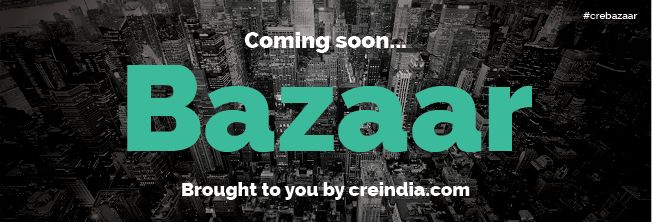 Pre-register for the biggest event marking the foray of commercial real estate in India.#creindia#crebazaar | creindia dotcom | LinkedIn
