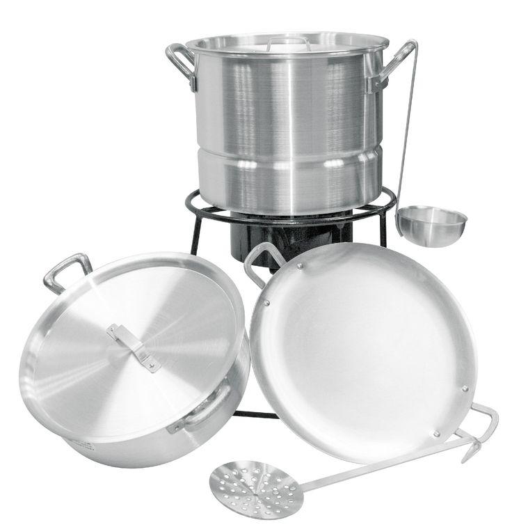 King Kooker® Southwestern Sizzler Portable Propane Outdoor Cooker Package - 1203