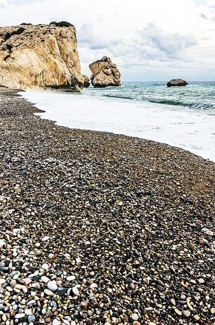 Aphrodite' s Rock Paphos Cyprus