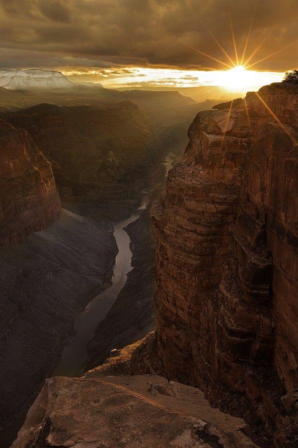 Grand Canyon National Park, Arizona;  by Brandon Ku