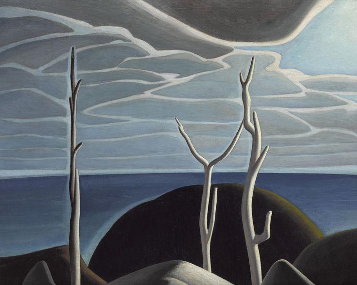 Lake Superior by Lawren S. Harris