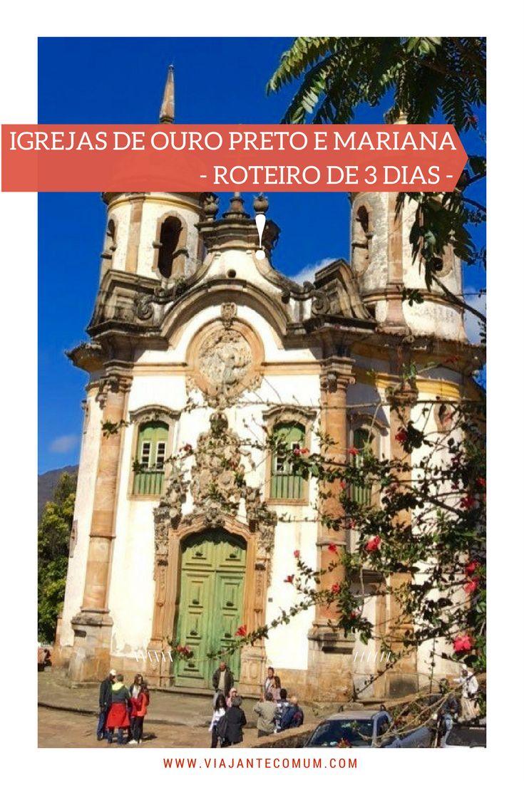 Entre as inúmeras igrejas, passos e capelas, deixamos aqui, segundo nosso olhar, as 10 igrejas mais bonitas de Ouro Preto e Mariana que devem estar no seu roteiro para tornar sua viagem ainda mais incrível!
