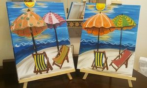 Best 25 sip n paint ideas only on pinterest american for Groupon painting class