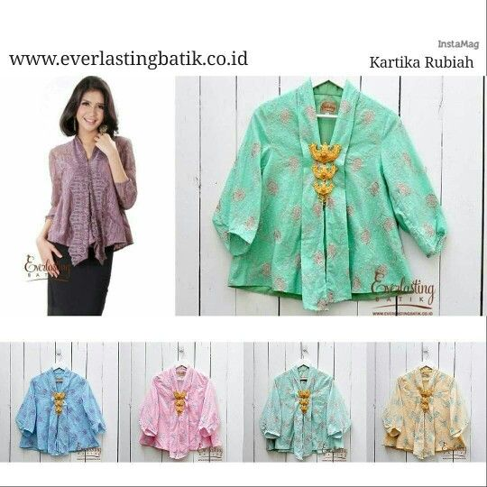 Kartika rubiah kebaya by www.everlastingbatik.co.id / Everlasting Batik