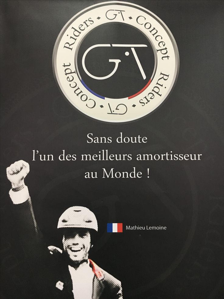 """One of the best saddle pad of the world "" Mathieu Lemoine"