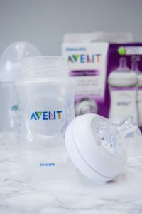 6 Tips To Help You Introduce A Bottle To Your Baby + GIVEAWAY | #AventMoms