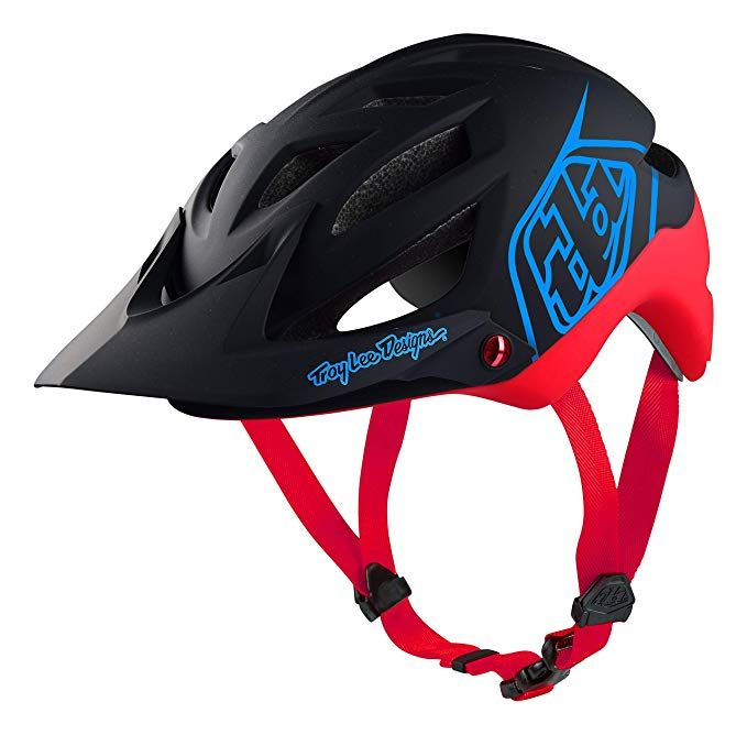 Troy Lee Designs A1 Classic Adult All Mountain Bike Helmet With