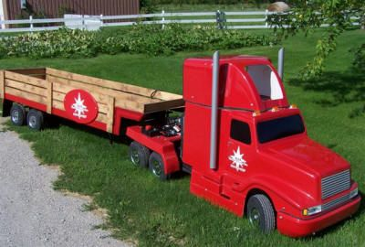 flatbed go kart truck | Dads Truck And Trailer Sales Peterbilt Trucks For Sale Related Posts