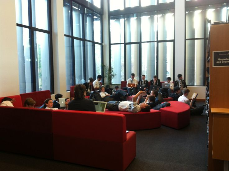 Wide Reading Area - Newington College Library
