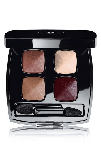 Lisa's pick: CHANEL LES 4 OMBRES QUADRA EYESHADOW. How do I love thee? Let me count the ways