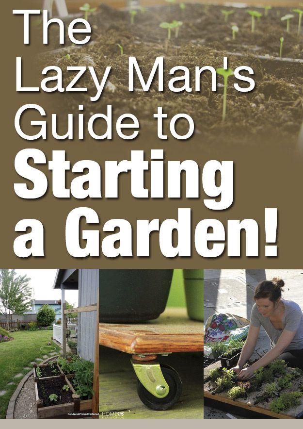 become a gardener!