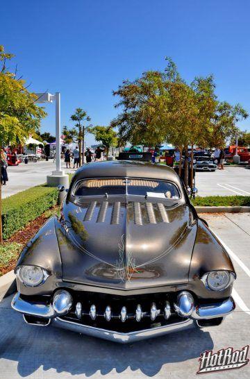 1951 Mercury Monterey Total Custom – 2016 United Pacific Car Show