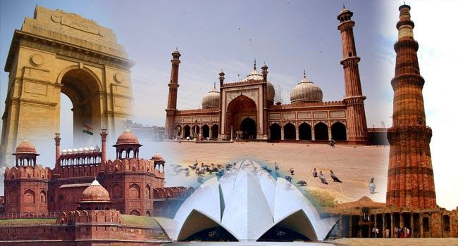 Golden triangle Tour takes you to three beautiful cities of the country- Delhi, Agra and Jaipur. http://vacationsinindia.blogspot.in/2015/05/golden-triangle-tour.html