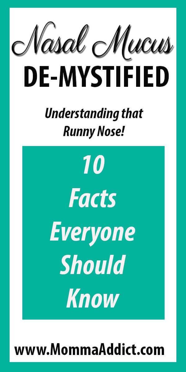 Nasal mucus l Nose mucus l Runny nose l Salt water l saline l Allergies l Sinus Infection l Sinusitis l Mucus membrane l Antibodies l Nasal Steroid l Antihistamine l Nose Congestion l Stuffy nose l Dr. Momma l MommaAddict.com