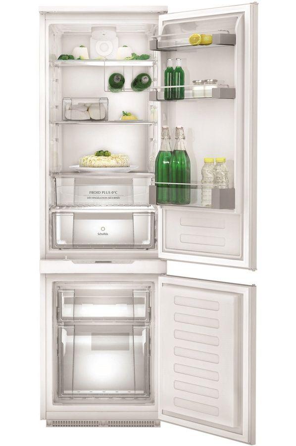 Refrigerateur congelateur encastrable Scholtes RCB 31 AAA F C OT
