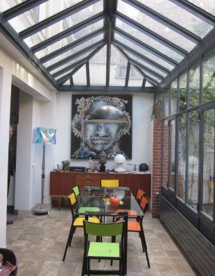 1000 images about salle manger on pinterest verandas for Salle a manger veranda
