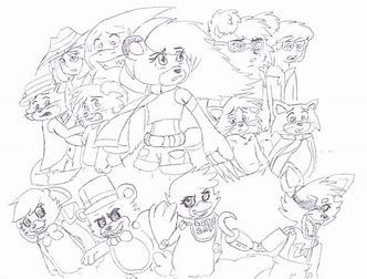 Image result for Friday Nights at Freddy's Coloring Pages sister location