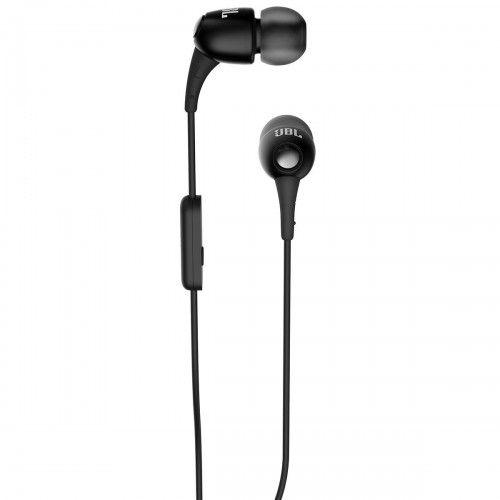 JBL T150A In-Ear Headphone With Mic (Black)
