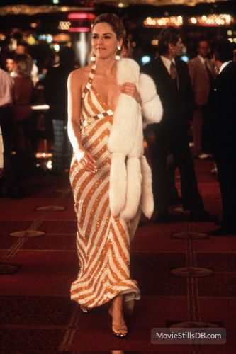 "Sharon Stone in ""Casino"" (1995)"