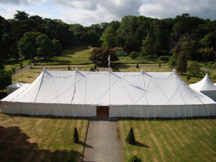LPM Bohemia Traditional Canvas Pole Tent.