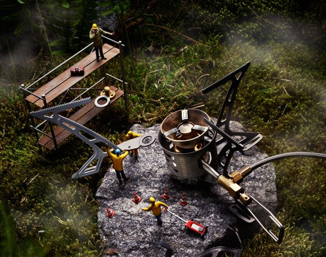 In the unlikely event your expedition stove should fail under use due to defect in materials or workmanship we will do our best to help you out by sending you spare parts, repair it or replace it.