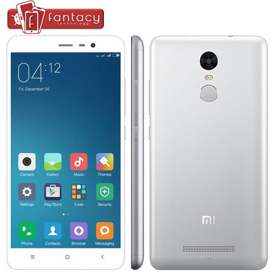 """Original Xiaomi Redmi Note 3 Pro Prime Snapdragon650 Fingerprint ID 3G RAM Full Metal FDD LTE 4G 16MP 5.5"""" MIUI 7 4050mAh Phones US $219.99-256.99 /piece To Buy Or See Another Product Click On This Link  http://goo.gl/EuGwiH"""