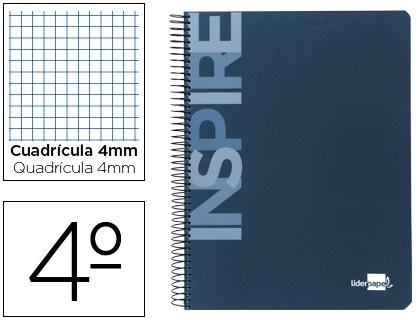 Bloc Cuarto espiral Tapa extradura Liderpapel  http://www.20milproductos.com/papeleria/blocs-y-cuadernos/bloc-espiral-tapa-extradura-liderpapel-6.html