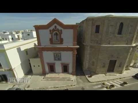 #Gallipoli visto dal drone by STANDUPTV - #Salento - YouTube