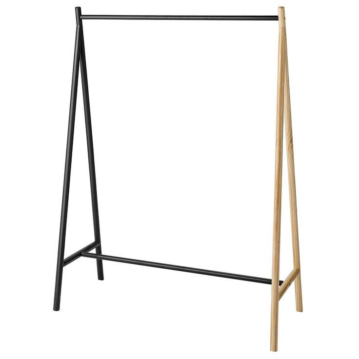 Wood & Metal cloth hanger – Bloomingville #interior #design