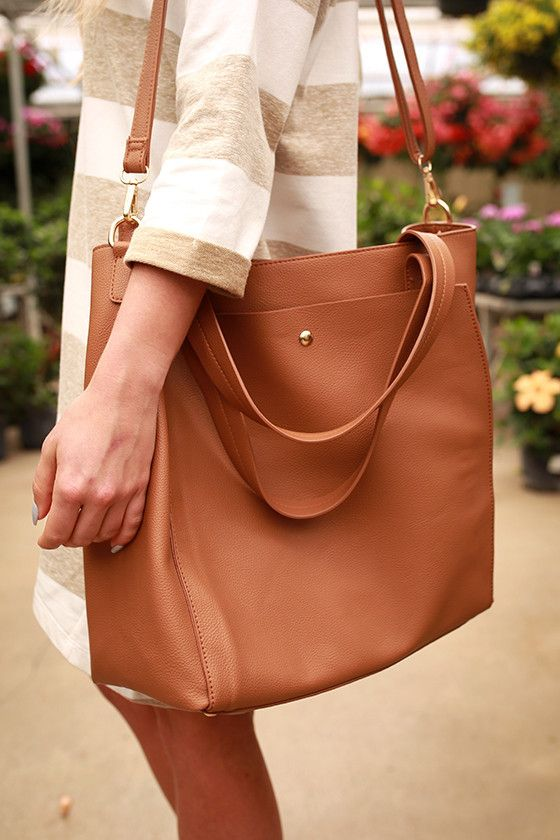 First Love Tote Bag in Camel                                                                                                                                                      More