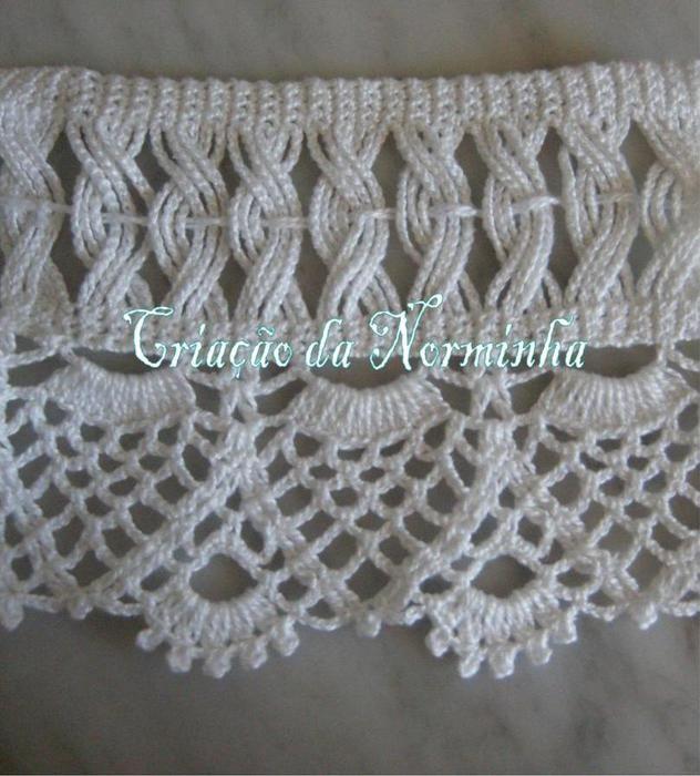 Tutorial Crochet: atado al borde del gancho - maomao - mover los pies