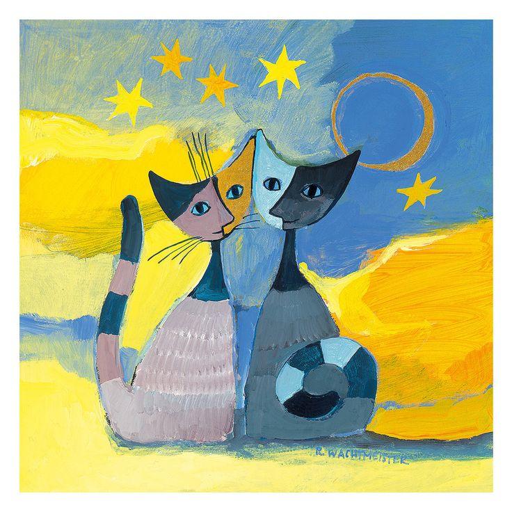 "Rosina Wachtmeister | Original Gemälde von Rosina Wachtmeister ""In Love"" - Szukaj w Google"