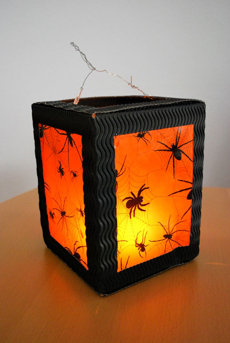 halloween laterne lampa pinterest halloween laternen. Black Bedroom Furniture Sets. Home Design Ideas