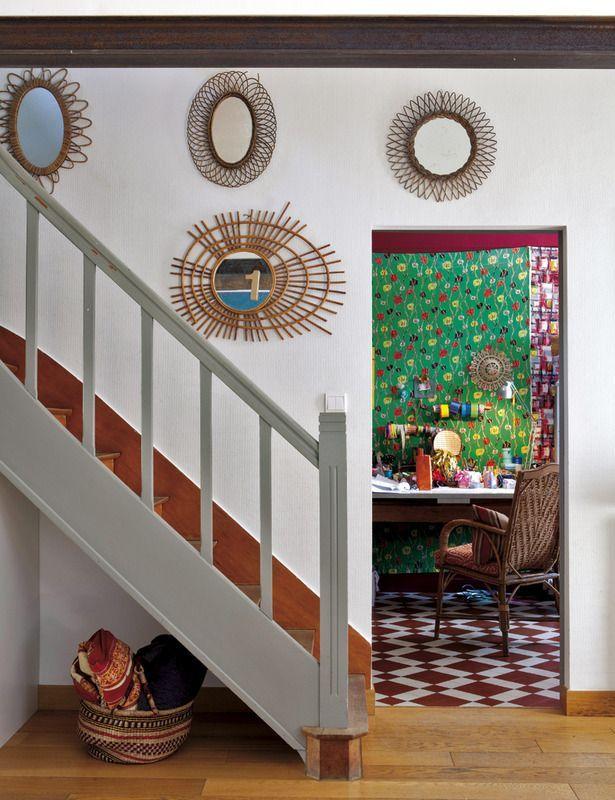 diseo interiores vintage