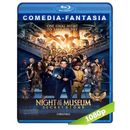 Una Noche En El Museo 3 Full HD1080p Audio Trial Latino-Castellano-Ingles 5.1 (2014)