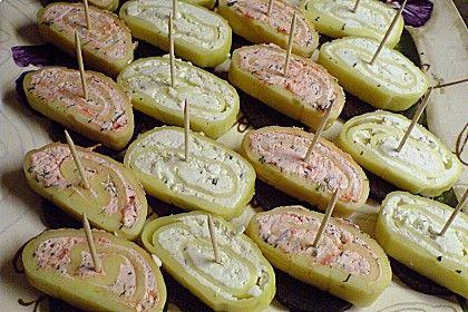 Griechische Käserolle 1
